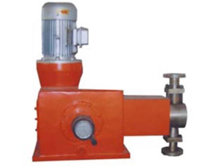 J-D柱塞计量泵