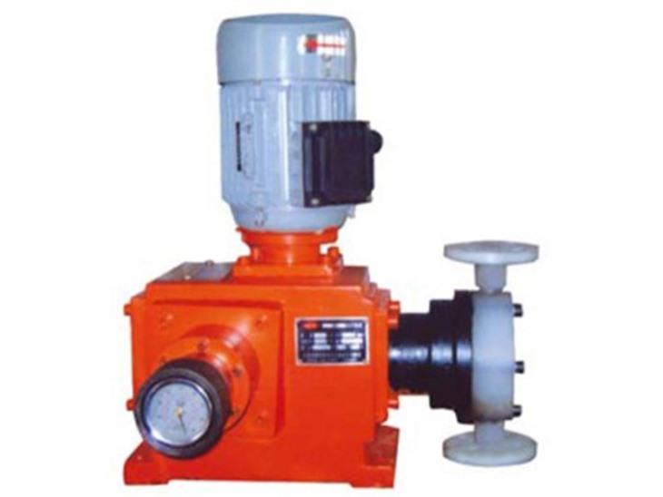 JX-JM机械隔膜计量泵
