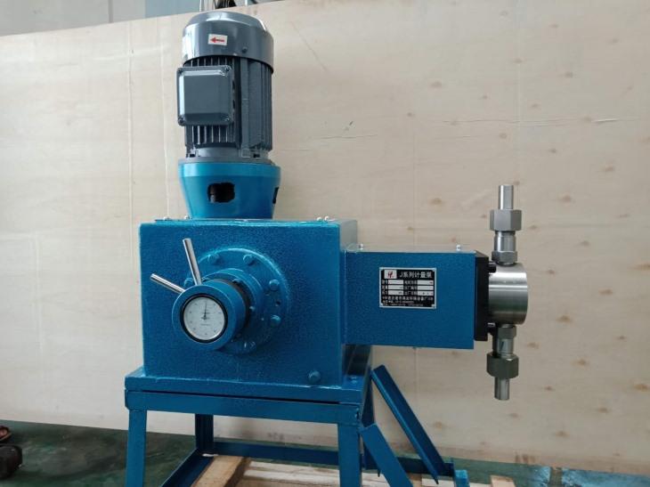 D型柱塞计量泵